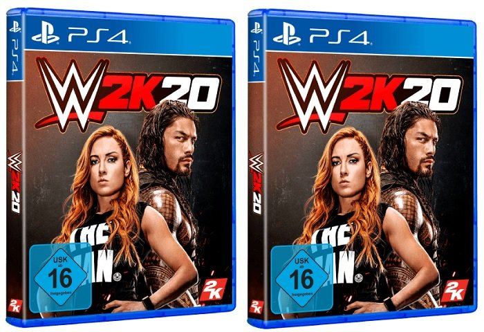 Doppelpack WWE 2K20