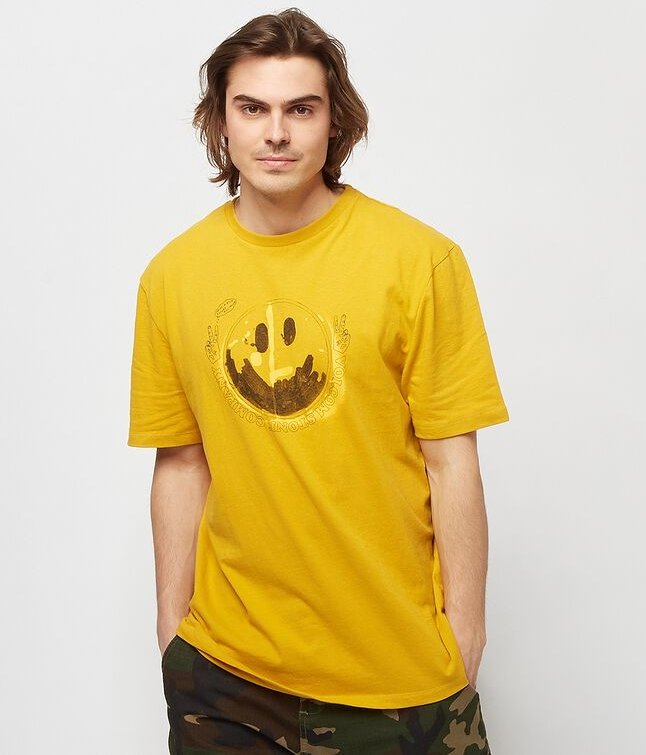 Volcom Herren T-Shirt Fake Smile Bxy für 17,19€ inkl. Versand (statt 25€)