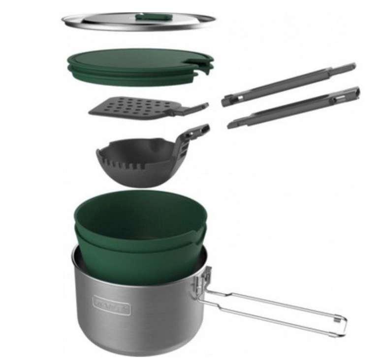 Stanley Adventure All-In-One Prep & Cook Set mit 2 Essschalen für 33,90€ (statt 43€)