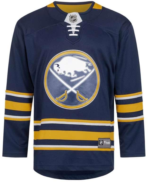 Buffalo Sabres Fanatics Breakaway Herren Eishockey Trikot für 50,10€ inkl. Versand (statt 109€)