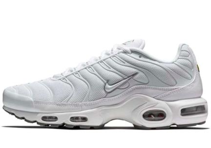 FortyTree Sneaker Sale mit 25% Extra Rabatt - z.B. Nike Air Max Plus white 116€