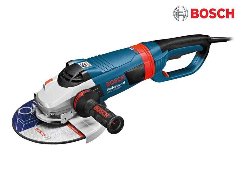 Bosch GWS 26-230 LVI Professional Winkelschleifer für 208,90€ inkl. Versand (statt 241€)