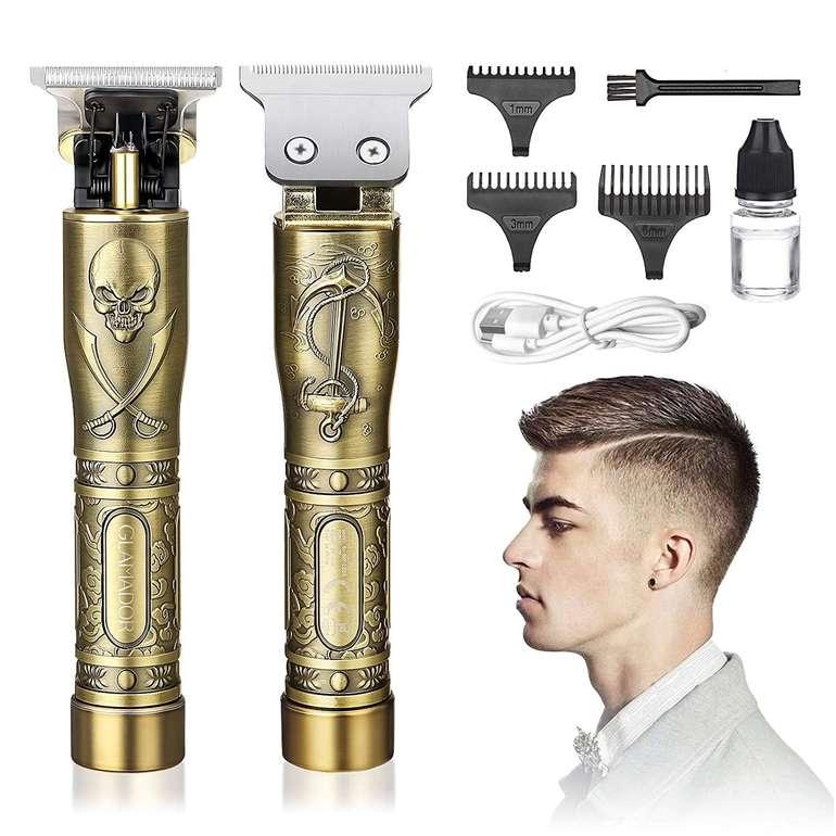 Glamador wiederaufladbarer Haarschneider für 16,48€ inkl. Prime Versand (statt 24€)