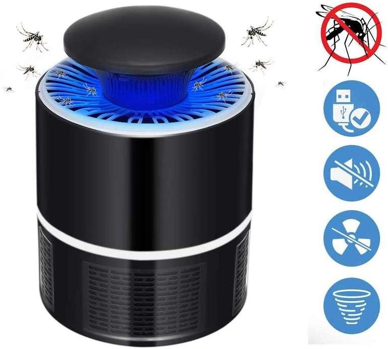 Lixada Mückenfalle mit LED Licht für 9,96€ inkl. Versand (statt 25€)