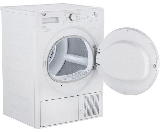 Beko DPS 7205 W3 Wärmepumpentrockner mit A++ für 294€ (statt 439€)
