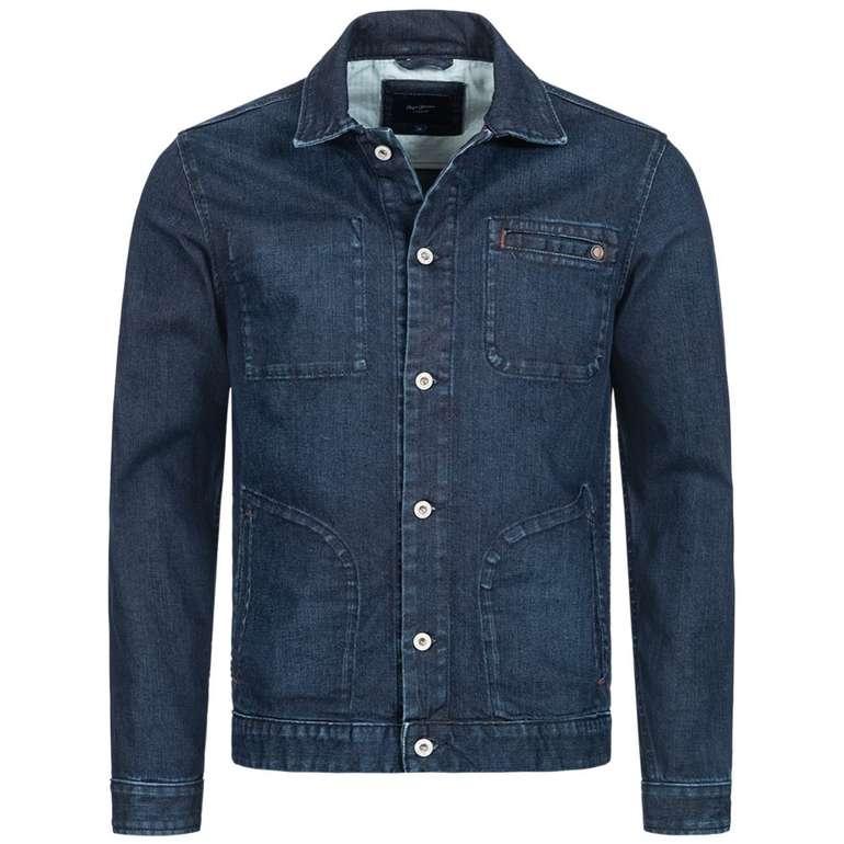SportSpar: Pepe Jeans Sale für die ganze Familie + 11% Extra - z.B. Pepe Jeans Medium Herren Jacke für 24,91€