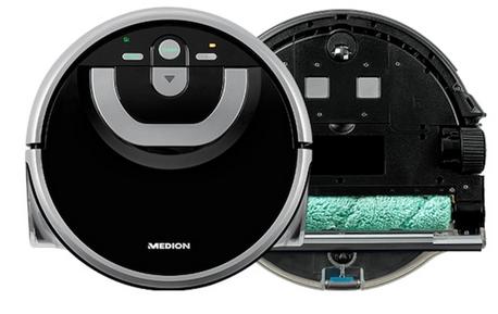 Medion Wischroboter MD 18379 für 219,95€ inkl. Versand (statt 245€)