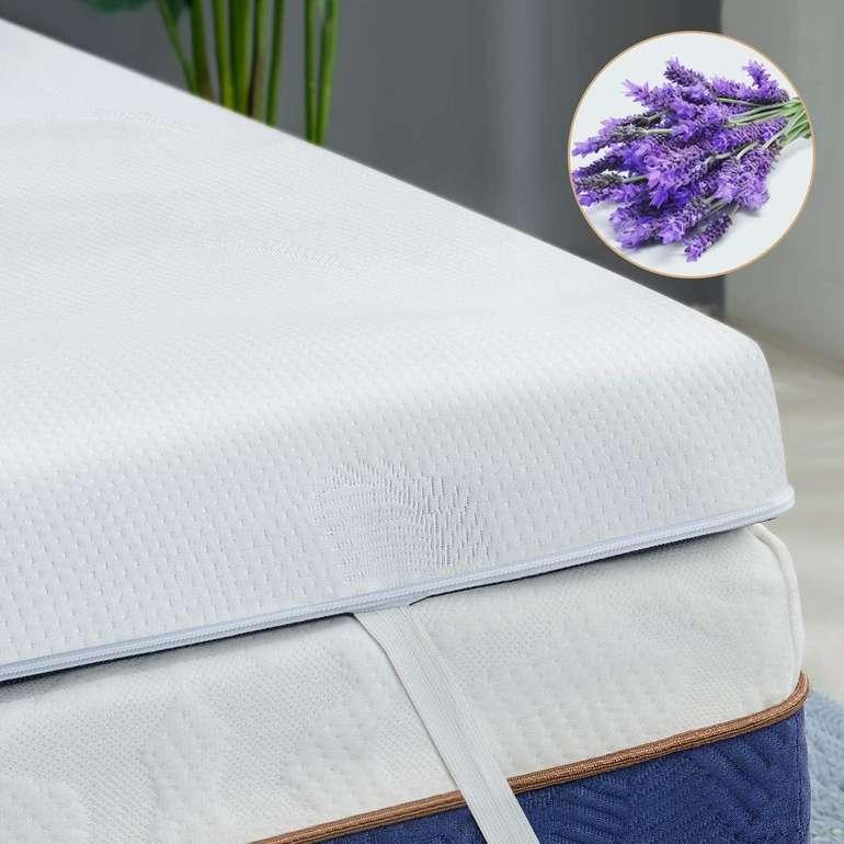 2 BedStory Artikel günstiger z.B. Memory Foam Topper (90 x 200 cm) für 34,49€