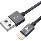 Rampow Lightning USB Kabel ab 5,59€ inkl. Prime Versand (lebenslange Garantie)