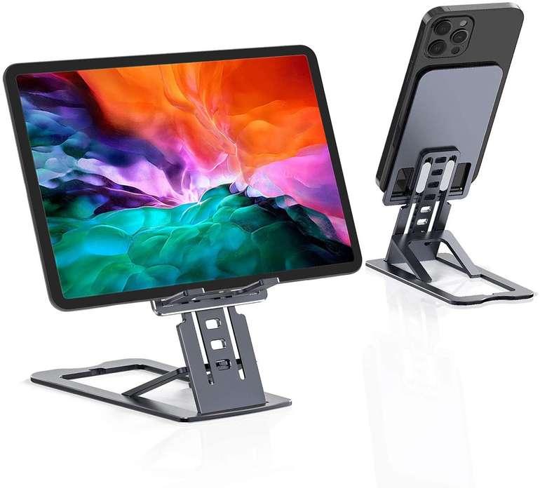 2 Wiseten Artikel bei Amazon reduziert, z.B. Handy-/Tablet Halterung für 4,99€ inkl. Prime Versand