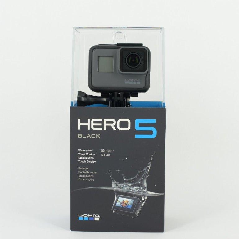 GoPro HERO5 Black Session: 4K Ultra HD Action Camera für 281€ (statt 320€)