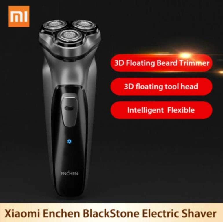 Xiaomi Youpin Enchen Black Stone 3D Elektrorasierer für 12,29€ (statt 16€)