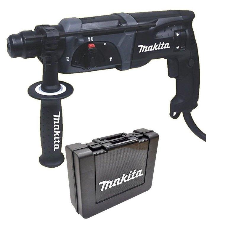 Makita Bohrhammer HR2470 (schwarz) im Koffer für 93,50€ (statt 107€)
