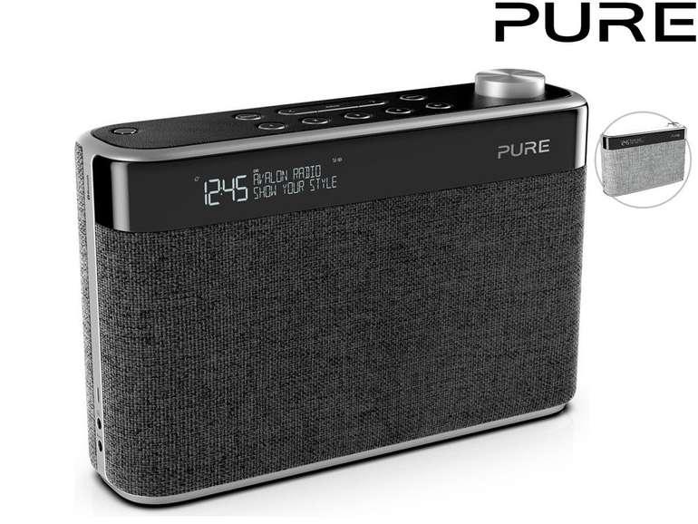 Pure Avalon N5 digital (DAB+) und UKW-Radio für 65,90€ inkl. Versand (statt 118€)