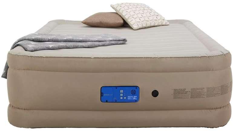 Premium Living Luftbett (ca. 203 x 152 x 51cm, bis 350kg Tragkraft) für 104,95€ inkl. Versand (statt 130€)