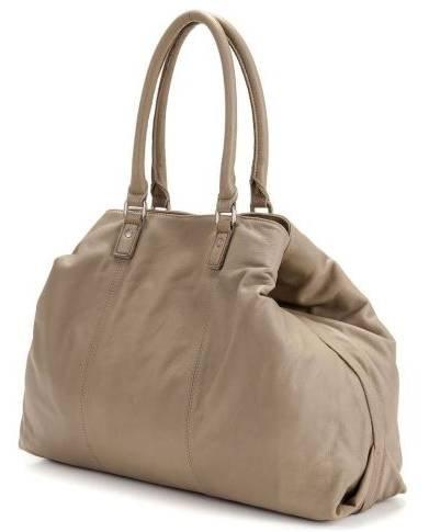 """Liebeskind Tasche """"Annabell"""" aus Büffelleder (B50 x H41 x T12 cm) für 94,24€"""
