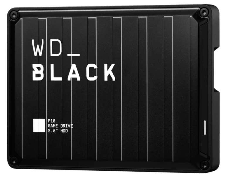 """WD Black P10 2,5"""" Festplatte mit 4 TB für 77,97€ inkl. Versand (statt 106€)"""