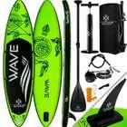 Kesser SUP Board Set in vielen Farben und Größen, z.B. grün (305 cm) für 269,80€ inkl. Versand (statt 340€)