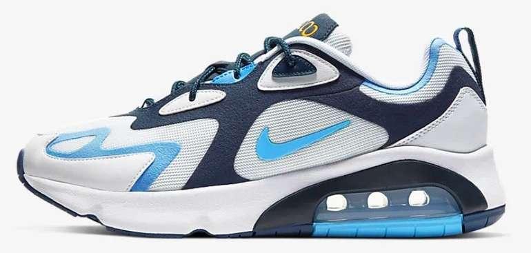 Nike Air Max 200 Herren Sneaker für 60,38€ inkl. Versand (statt 92€) - Nike Membership!