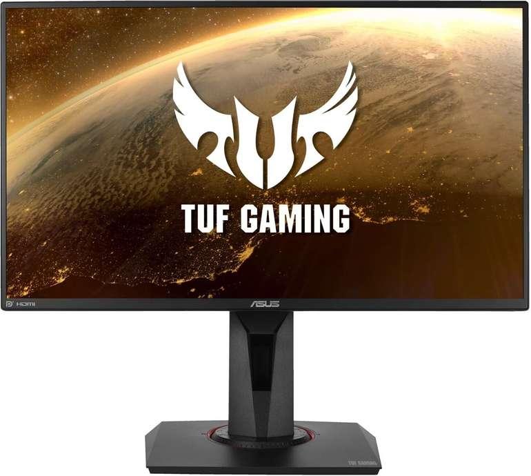 "Asus VG259QR Gaming-Monitor (24,5 "", 1920 x 1080 Pixel, Full HD, 165 Hz, LED) für 201,95€ inkl. Versand (statt 266€)"