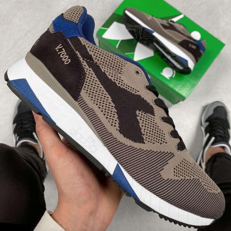 Diadora V7000 Weave Herren Sneaker für 39,99€ inkl. Versand (statt 63€)