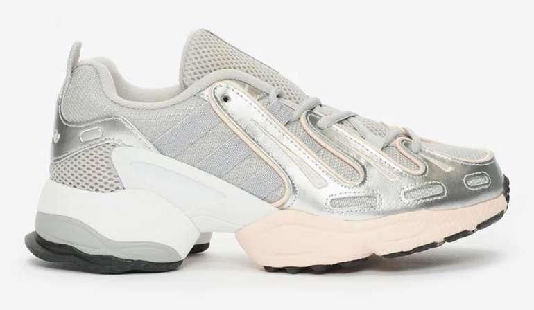 """adidas EQT Gazelle W Damen Sneaker in """"Grey-Two/Matte Silver"""" für 38€inkl. Versand (statt 55€)"""