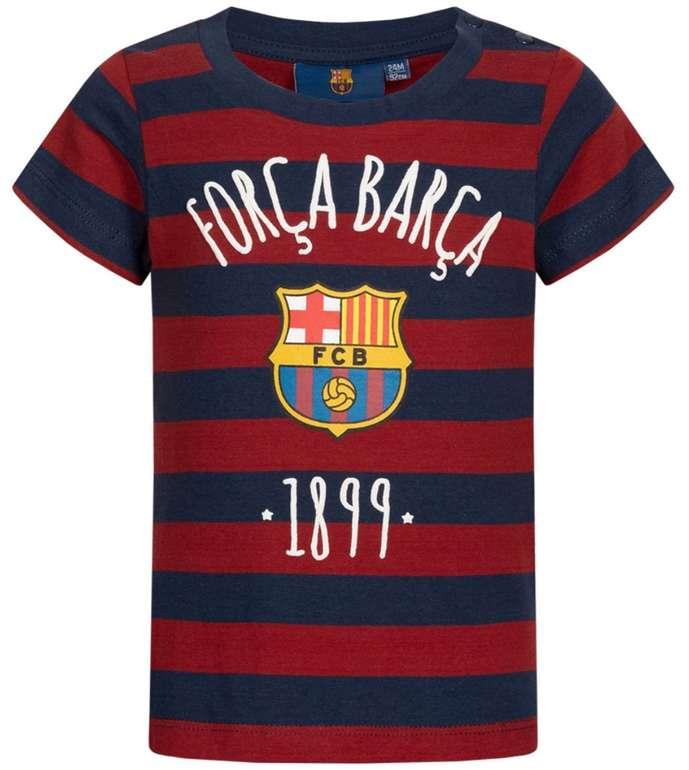 FC Barcelona Forca Barca 1899 Baby T-Shirt für 7,30€ inkl. Versand (statt 12€)
