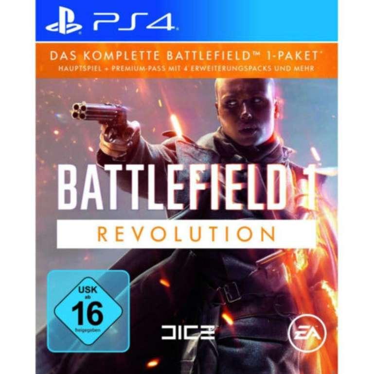 Battlefield 1 Revolution Edition (PS4) für 10,99€ inkl. Versand (statt 21€)