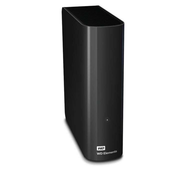 MM Superbowl Aktion (4-5 Uhr): Western Digital Elements Desktop 3,5 Zoll ext. HDD mit 10TB für 153,09€