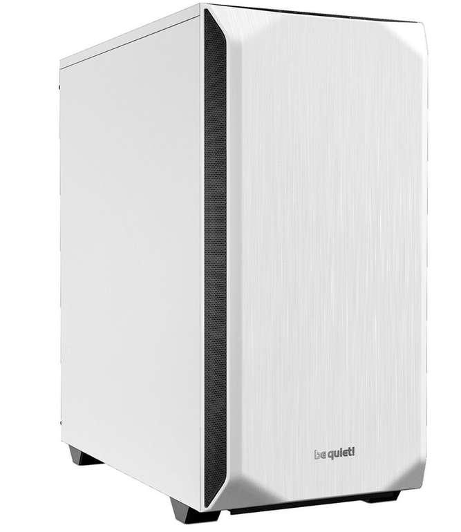 be quiet! Pure Base 500 Tower-Gehäuse in weiß für 49,90€ inkl. Versand (statt 65€)