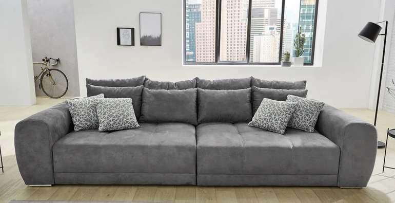 Job Big Sofa Moldau in grau für 599€inkl. Versand (statt 799€)