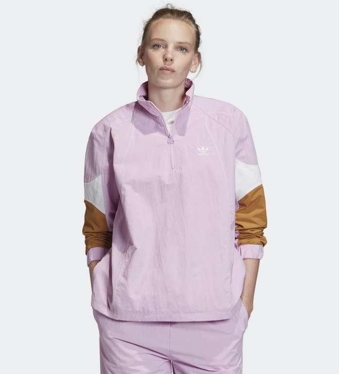 Adidas Originals Damen Blocked Sweatshirt für 35,98€ inkl. Versand (statt 51€)