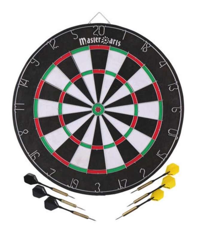 Dartscheibe von Master Darts für 13,94€ inkl. Versand (statt 22€)