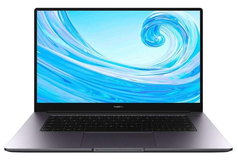 """Huawei MateBook D15 (Intel i5, 15,6"""" IPS, 8/256 GB) für 520,44€ (statt 595€)"""