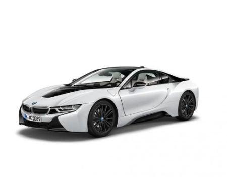Privat + Gewerbe: BMW i8 Coupé Hybrid für 989€ Brutto mtl. leasen (LF: 0,65)