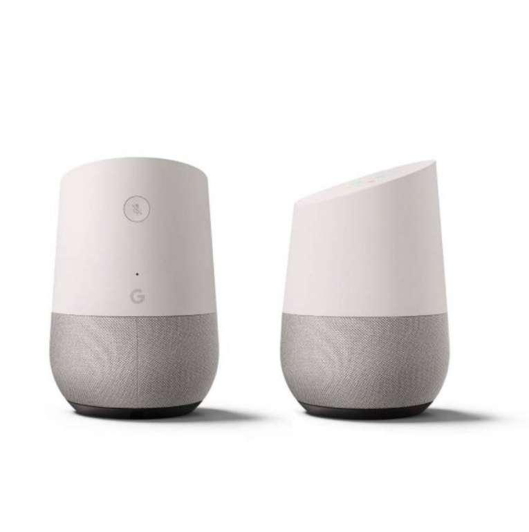 2er Pack Google Home Sprachgesteuerte Lautsprecher für 89€ inkl. Versand (statt 158€)