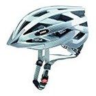 Uvex i-vo c Fahrrad Helm im white carbon Look für 33,98€ (statt 43€)