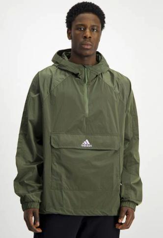 adidas Originals Anorak Win.RDY in grün für 35,99€inkl. Versand (statt 70€)