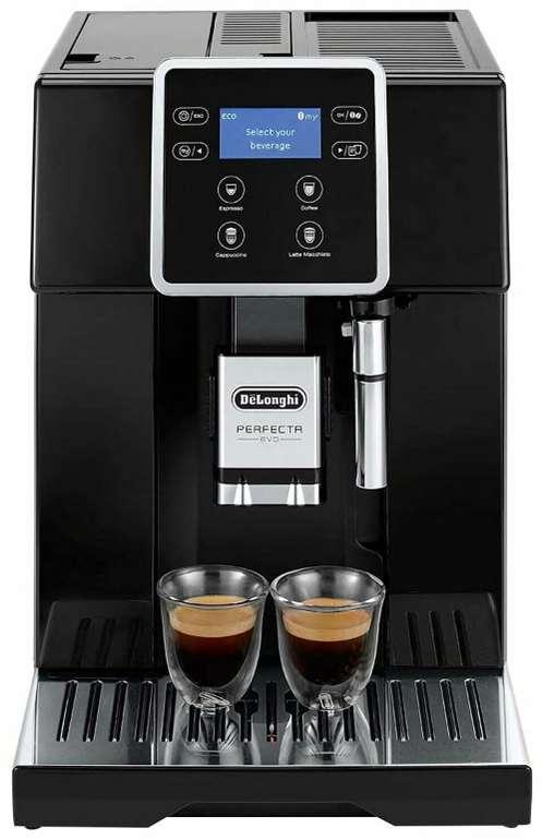 De'Longhi Perfecta Evo ESAM 420.40.B EVO Kaffeevollautomat für 499,99€ inkl. Versand (statt 547€)