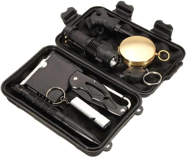 Safetyon 10-in-1 Survival Kit für 13,79€ inkl. Prime Versand (statt 23€)