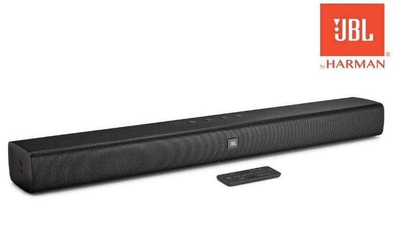 JBL Bar Studio 2.0 Soundbar mit Bluetooth für 116,95€ inkl. Versand (statt 145€)