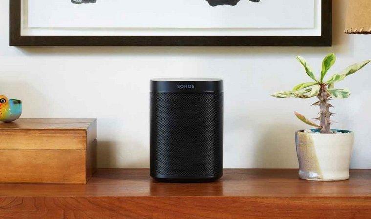 Doppelpack Sonos One Google Nest Mini 3