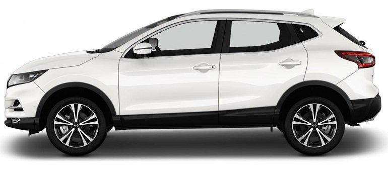 Nissan Qashqai 1.3 DIG-T Leasing 2