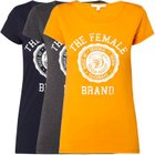 Tom Tailor Denim T-Shirt mit Print für 7,99€ inkl. Versand (statt 12€)