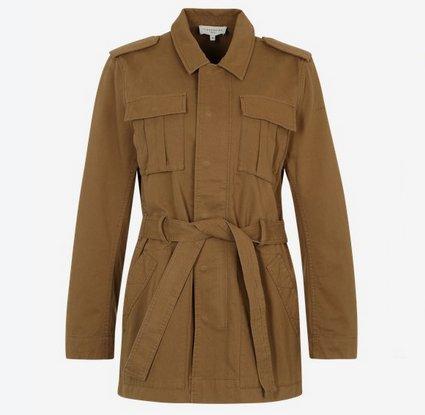 Liebeskind Berlin Damen Übergangsjacke zu 85,41€ inkl. Versand