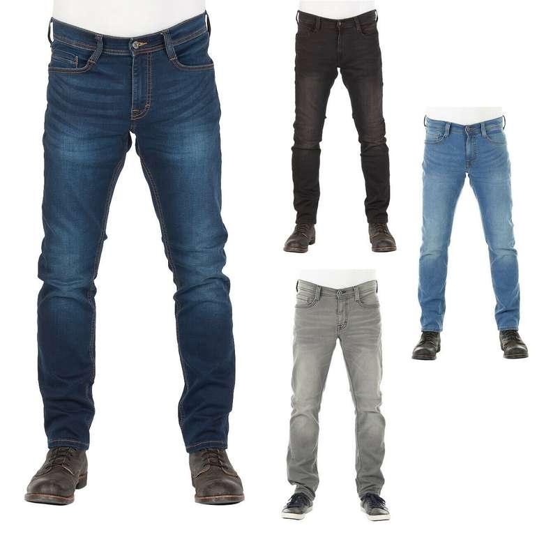 Mustang Real X Oregon Tapered K Herren Jeans für 39,96€ (statt 70€)