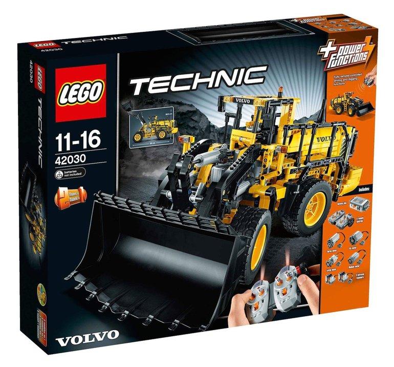 Lego Technic Volvo L350F Radlader 42030 für 173,99€ inkl. Versand