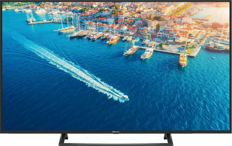 "Hisense H50B7300 - 50"" 4K UHD Smart TV (VA, Direct LED, 60Hz, 8bit+FRC, VIDAA U) ab 335,99€"