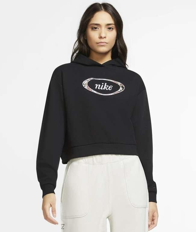 Nike Sportswear Damen Hoodie mit Blumenprints für 32,28€ inkl. Versand (statt 65€) - Nike Membership!