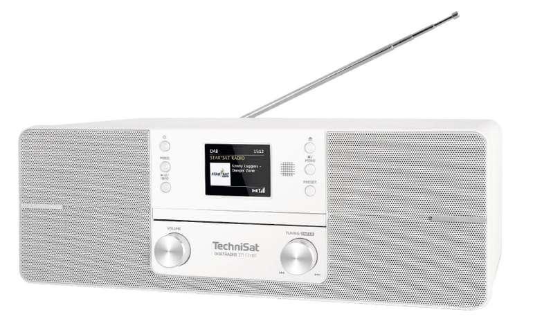"""TechniSat """"Digitradio 371 CD BT"""" Stereo Digitalradio für 99€ (statt 115€)"""
